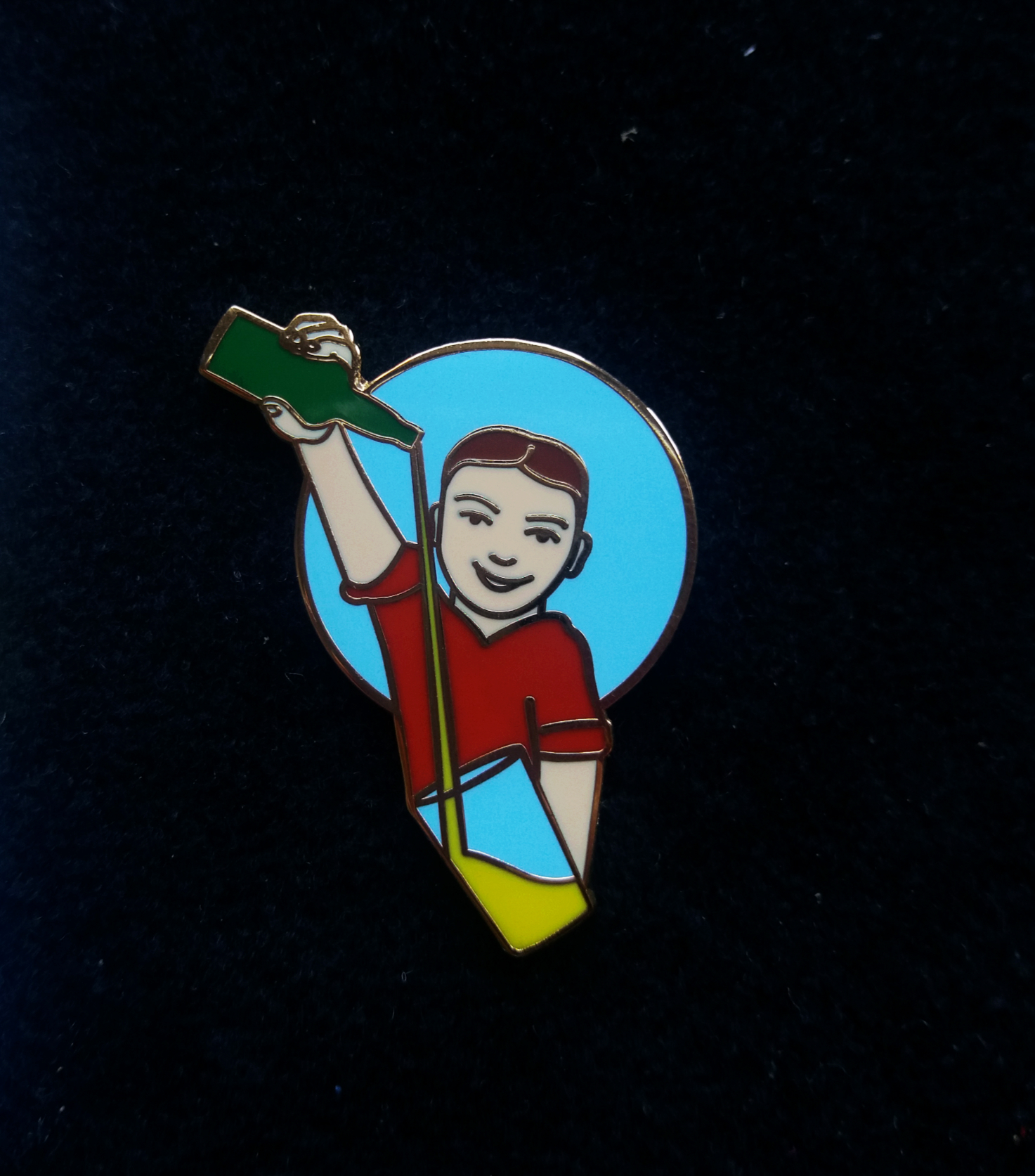 cider red pin
